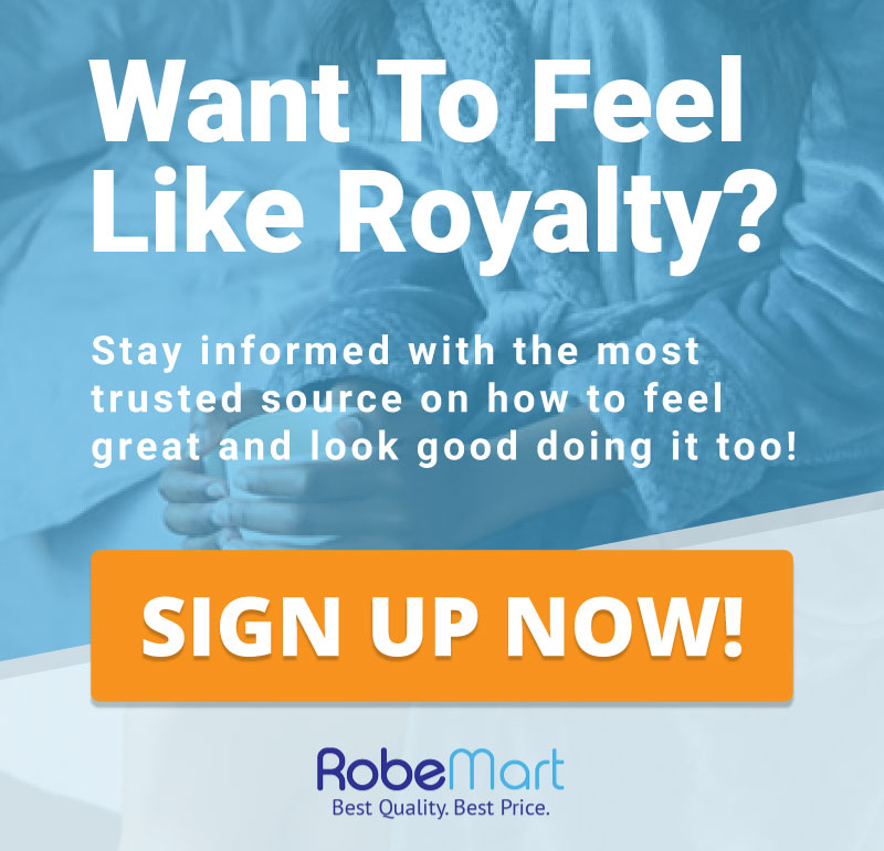 Want To Feel Like Royalty? Stay informed with the most trusted source on how to feel great and look good doing it too! SIGN UP NOW!