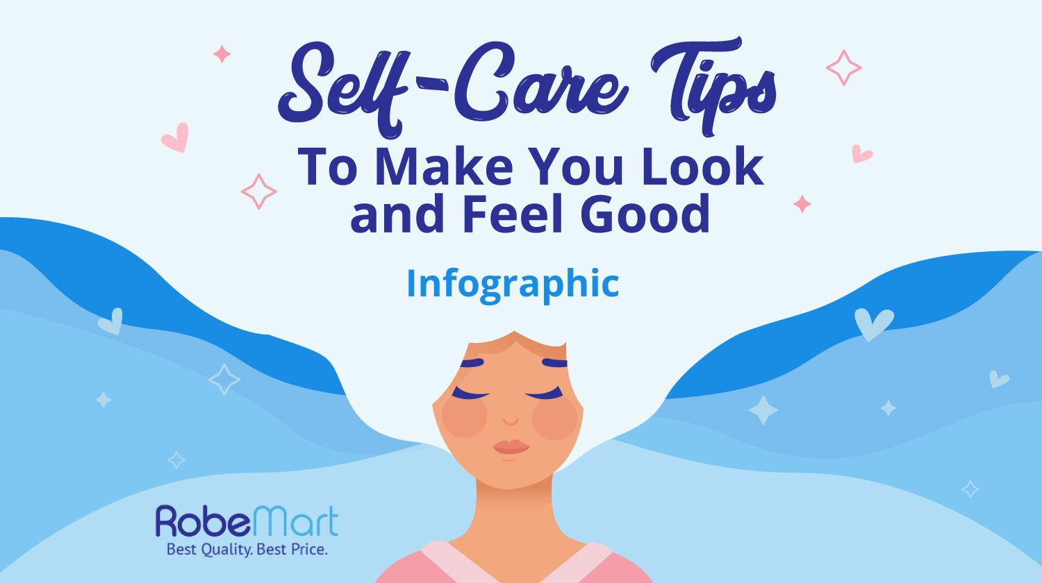 feature | 12 Self Care Tips [INFOGRAPHIC]