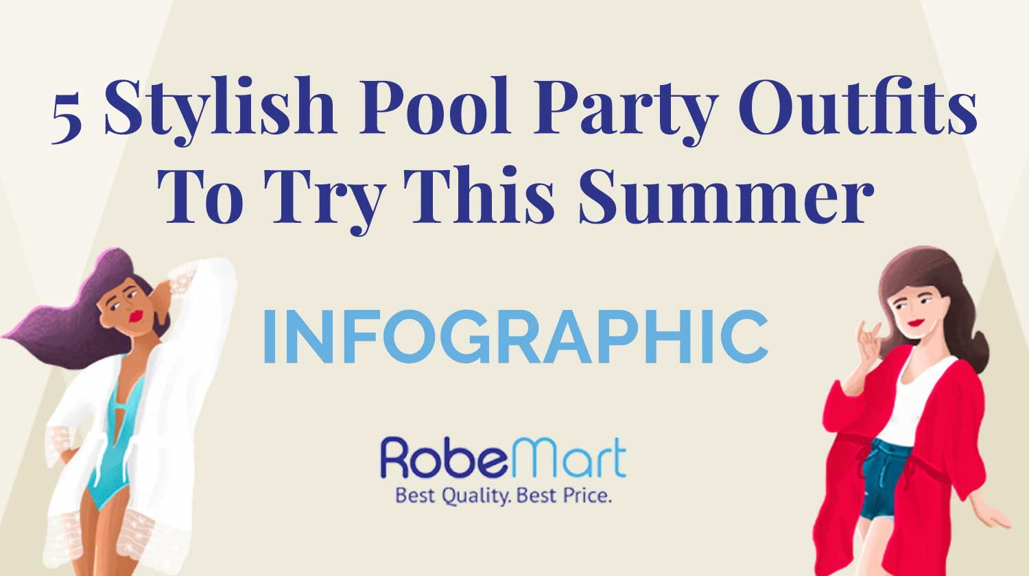 5 Stylish Pool Party Outfits To Try This Summer