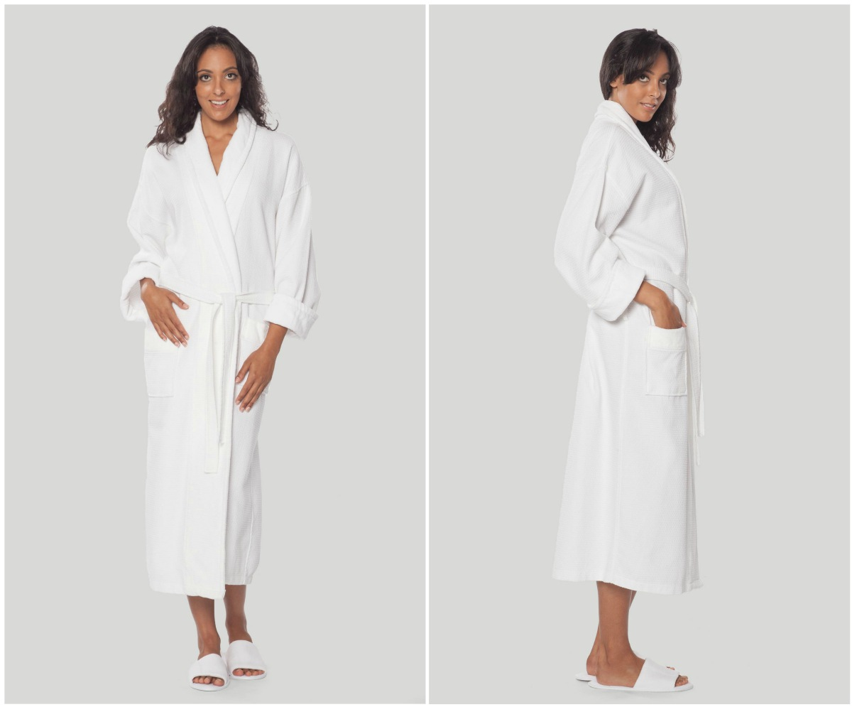 velour shawl robe | Best Luxury Hotel-Quality Bathrobes That Won't Break The Bank | best bathrobe | luxury robes