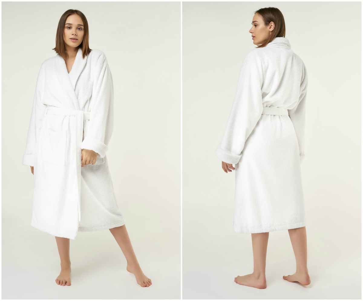 terry cloth robe | Best Luxury Hotel-Quality Bathrobes That Won't Break The Bank | best bathrobe | best bathrobes